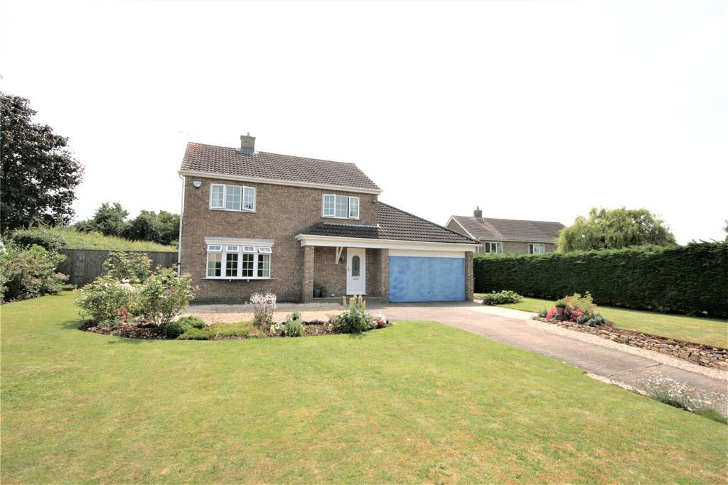 4 Bedrooms Detached House for sale in Grange Lane, Ingham, LN1
