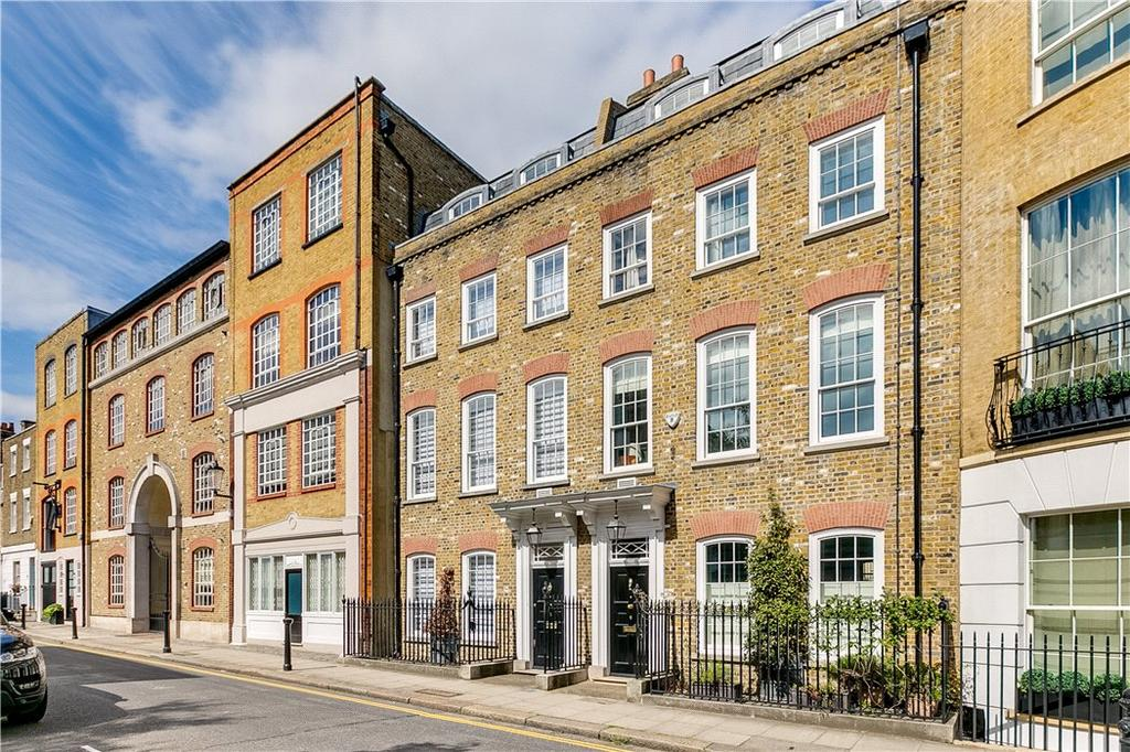 3 Bedrooms Terraced House for sale in Painters Yard, Old Church Street, Chelsea, London, SW3