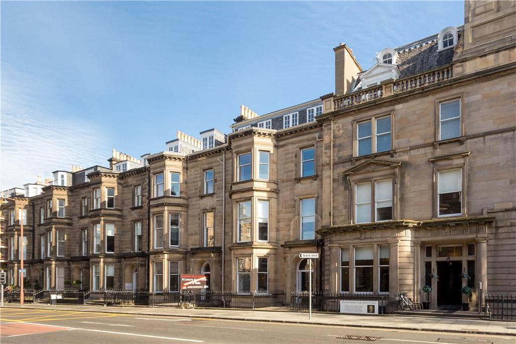 2 Bedrooms Flat for sale in Palmerston Place, Edinburgh, Midlothian, EH12