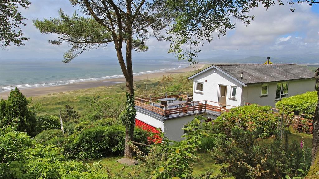 5 Bedrooms Detached House for sale in Swyn Y Mor, Harlech, Gwynedd
