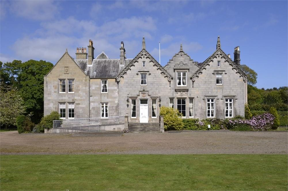 14 Bedrooms Detached House for sale in Netherbyres House, Eyemouth, Berwickshire, Scottish Borders