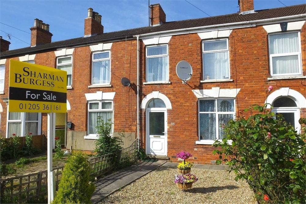 3 Bedrooms Terraced House for sale in Freiston Road, Boston, Lincolnshire