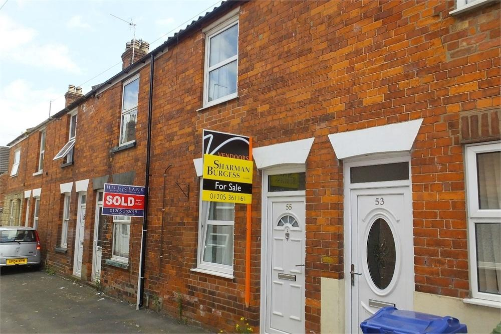 3 Bedrooms Terraced House for sale in Pulvertoft Lane, Boston, Lincolnshire