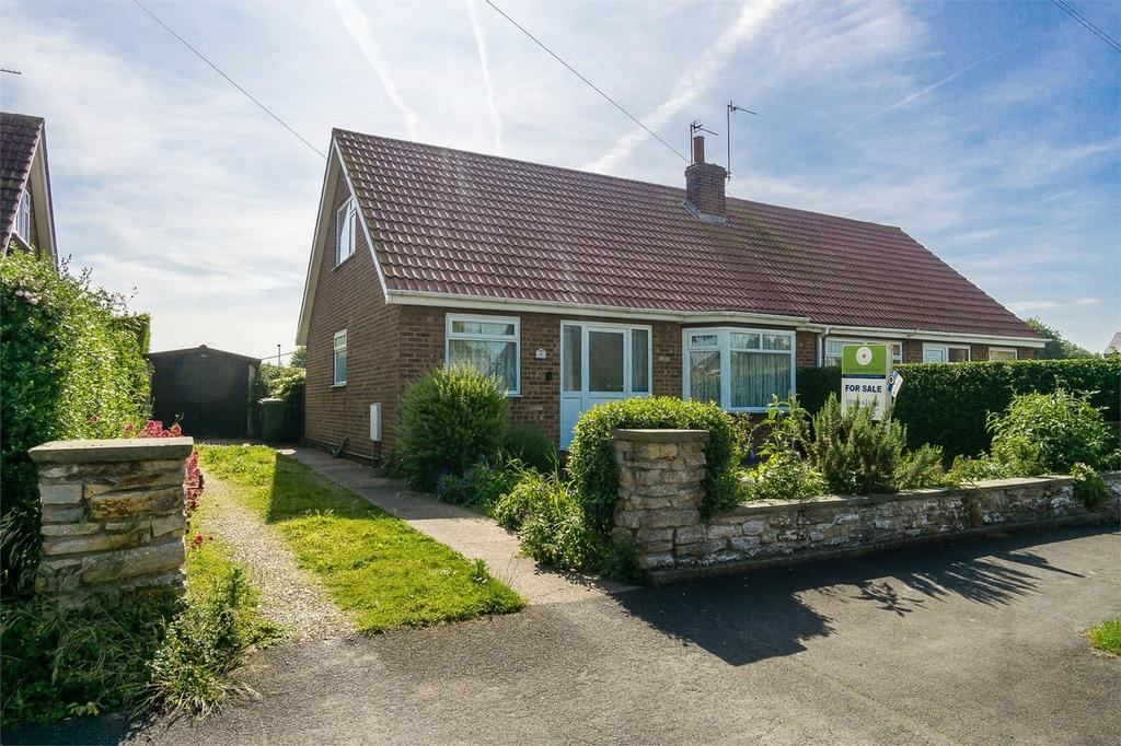 4 Bedrooms Semi Detached Bungalow for sale in Saltaugh Road, Keyingham, East Riding of Yorkshire