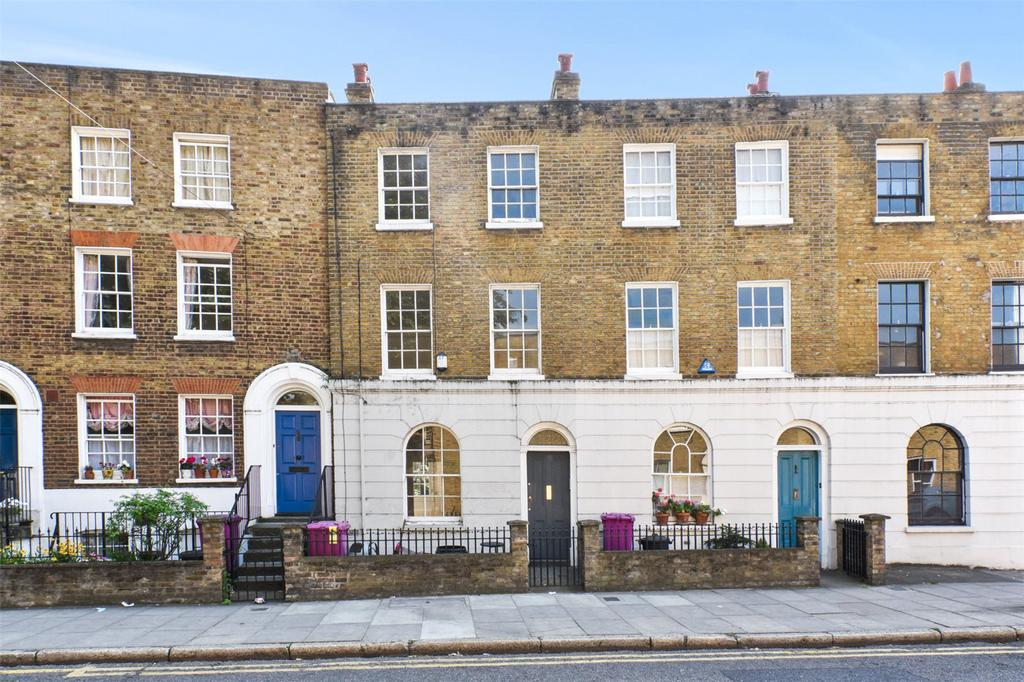 3 Bedrooms House for sale in Stepney Green, London, E1