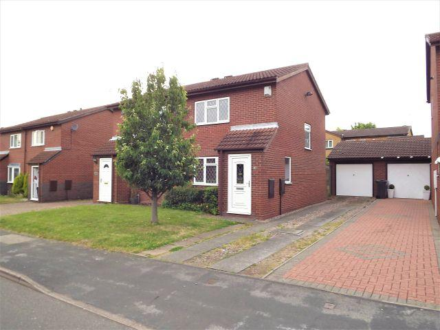 2 Bedrooms Semi Detached House for sale in Archers Close,New Oscott,Birmingham