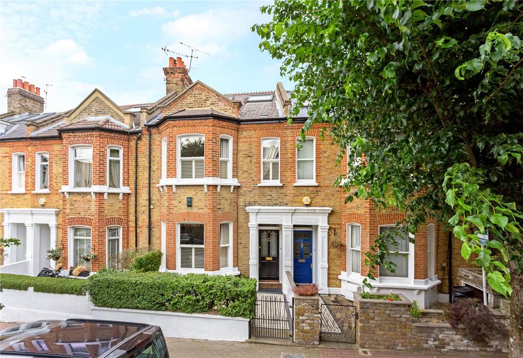 4 Bedrooms Terraced House for sale in Barmouth Road, London, SW18