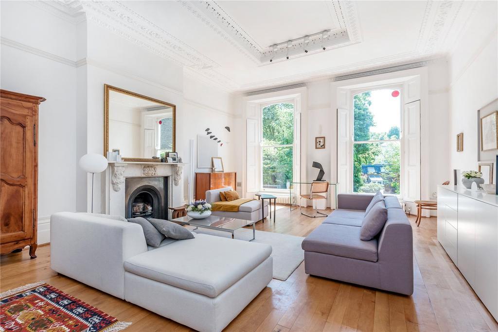 2 Bedrooms Flat for sale in Aberdeen Park, Highbury, London, N5