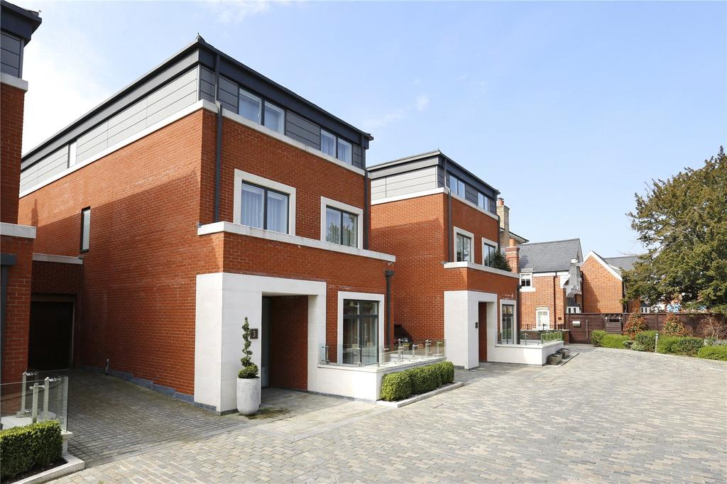 5 Bedrooms Detached House for sale in Convent Mews, 45 Edge Hill, London, SW19