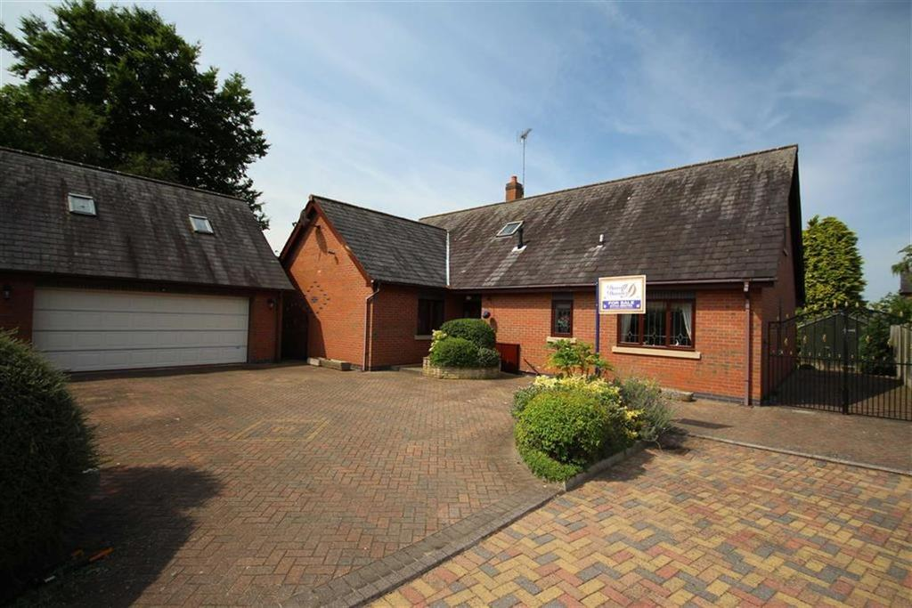 4 Bedrooms Detached House for sale in All Saints Court, Rainford, St Helens, WA11