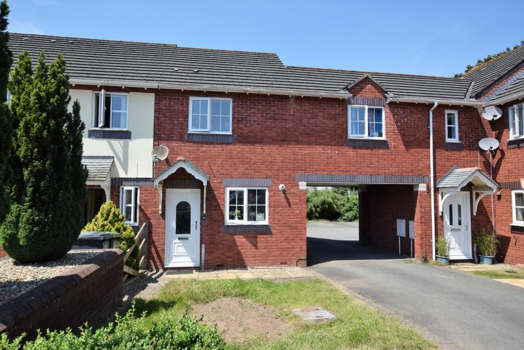 2 Bedrooms House for sale in Old Bakery Close, Exwick, EX4
