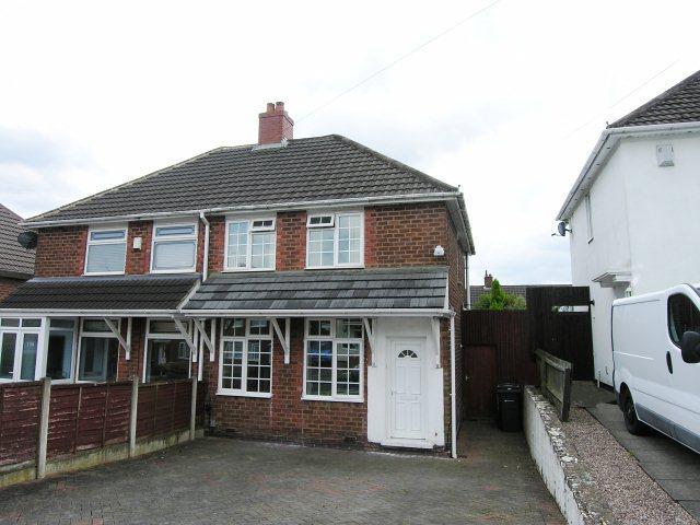 2 Bedrooms Semi Detached House for sale in Dormington Road,Kingstanding,Birmingham