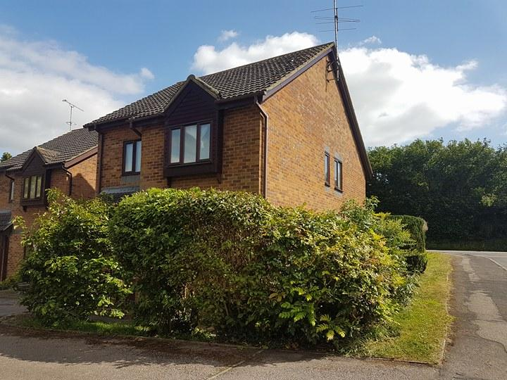 4 Bedrooms Detached House for sale in Nursery Close, Stevenage, SG2