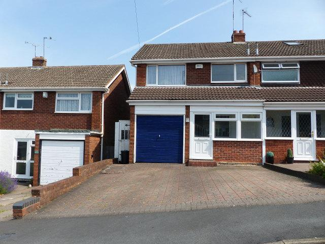 3 Bedrooms Semi Detached House for sale in Highcroft,Great Barr,Birmingham
