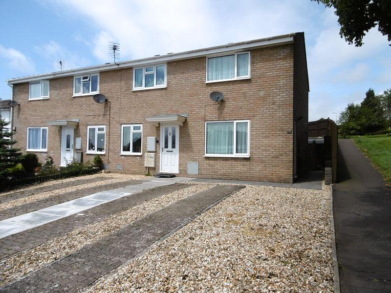 2 Bedrooms Terraced House for sale in The Chase , Brackla, Bridgend, Bridgend.