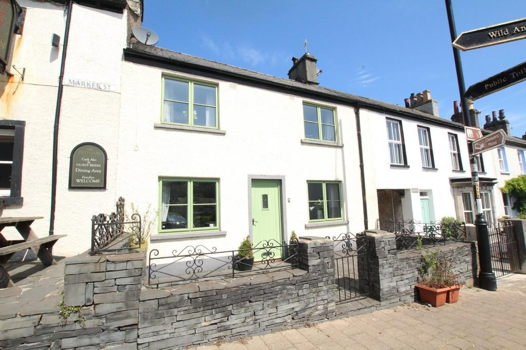 3 Bedrooms Terraced House for sale in Market Street, Dalton-In-Furness
