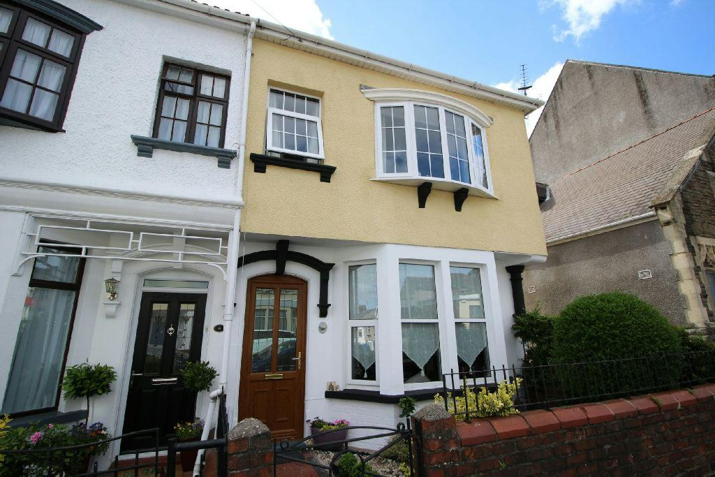 3 Bedrooms End Of Terrace House for sale in Kenilworth Road, Newport
