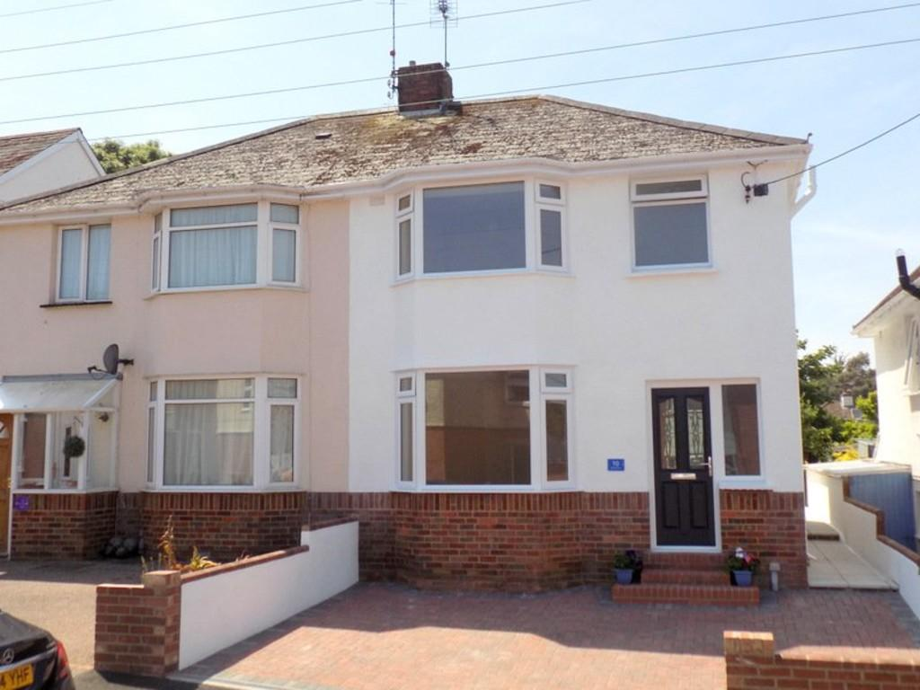3 Bedrooms Semi Detached House for sale in Denmark Road, Exmouth