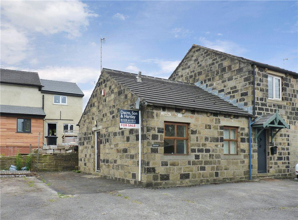 1 Bedroom Semi Detached Bungalow for sale in Thorncroft, Best Lane, Oxenhope, Keighley