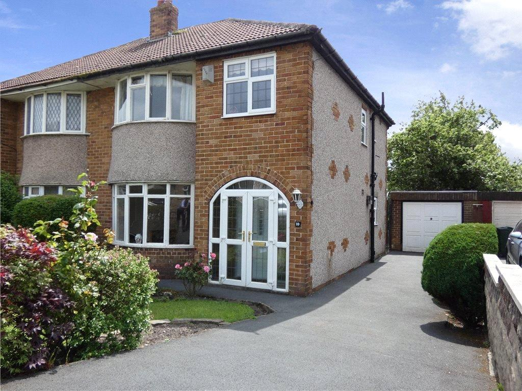 3 Bedrooms Semi Detached House for sale in Daisy Hill Grove, Bradford, West Yorkshire