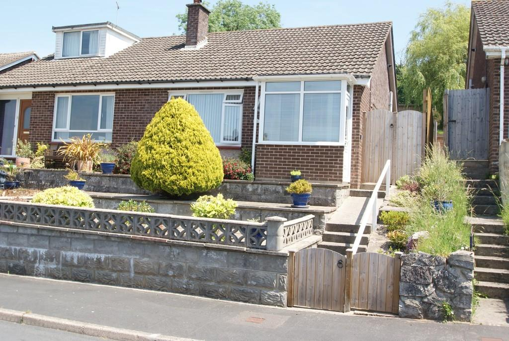 2 Bedrooms Semi Detached Bungalow for sale in Richmond Hill | Kingskerswell | Newton Abbot