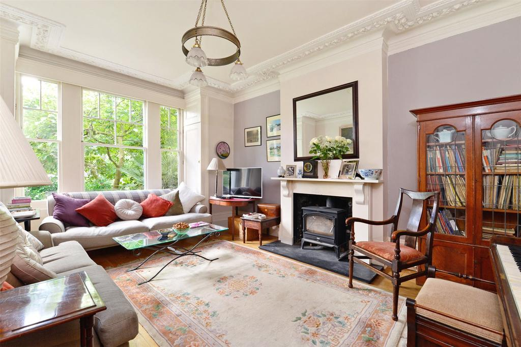 5 Bedrooms Semi Detached House for sale in Vanbrugh Hill, Blackheath, London, SE3