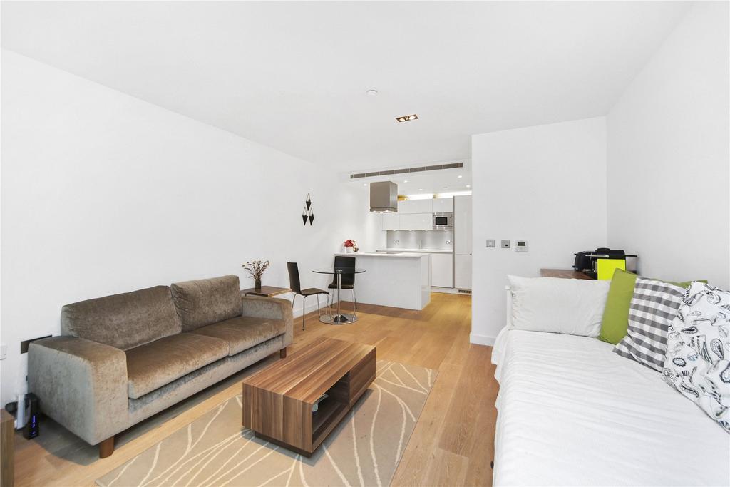 1 Bedroom Flat for sale in Avantgarde Tower, 1 Avantgarde Place, London, E1