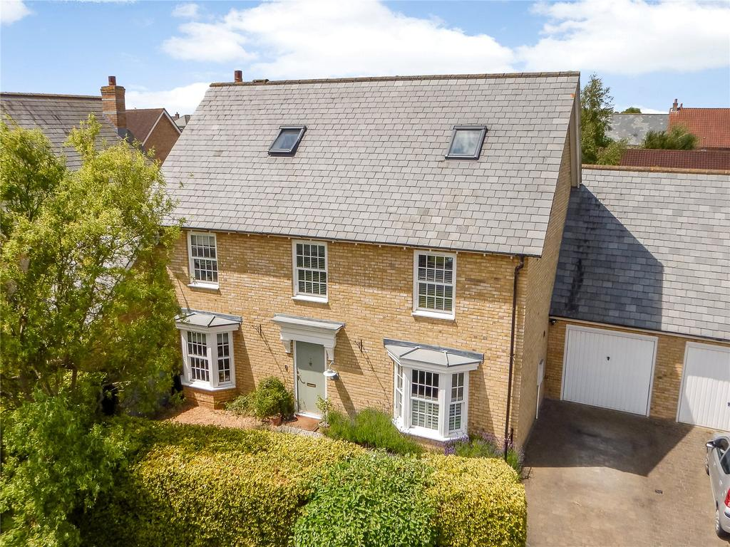 5 Bedrooms House for sale in Jeavons Lane, Great Cambourne, Cambridge