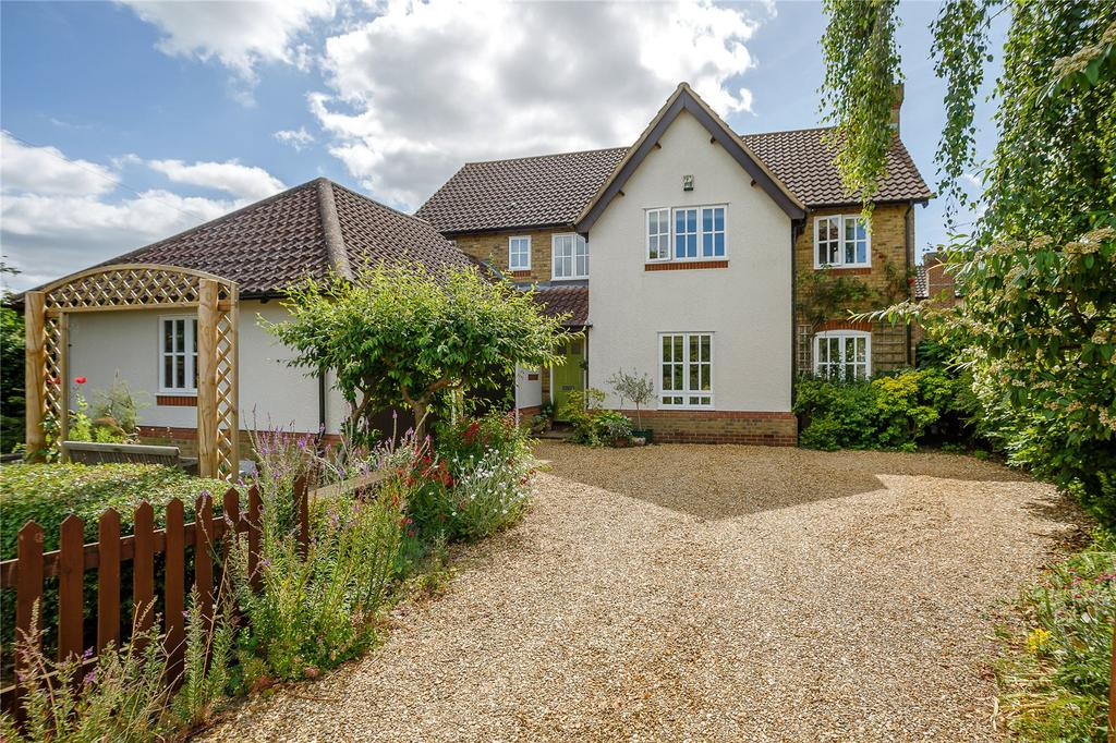 5 Bedrooms Detached House for sale in Town Green Road, Orwell, Cambridge, Cambridgeshire