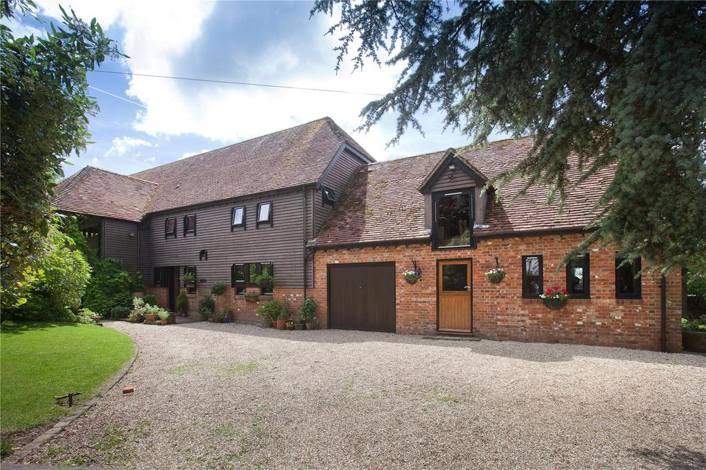 5 Bedrooms Detached House for sale in Moot Lane, Downton, Salisbury