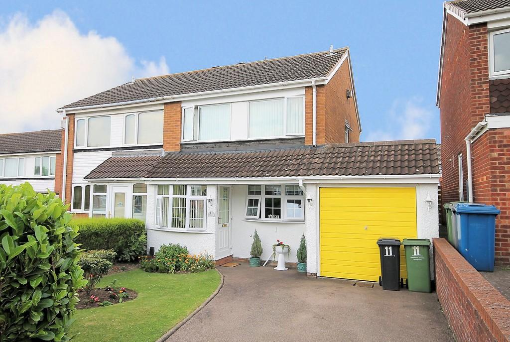 3 Bedrooms Semi Detached House for sale in Wolseley, Lakeside, Tamworth, B77 2RX