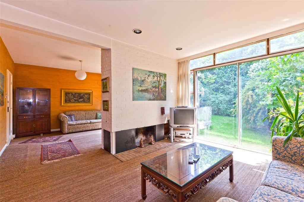 3 Bedrooms Detached House for sale in The Hexagon, Fitzroy Park, London, N6