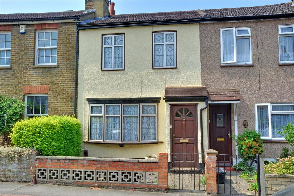2 Bedrooms Terraced House for sale in Queens Road, Chislehurst, BR7