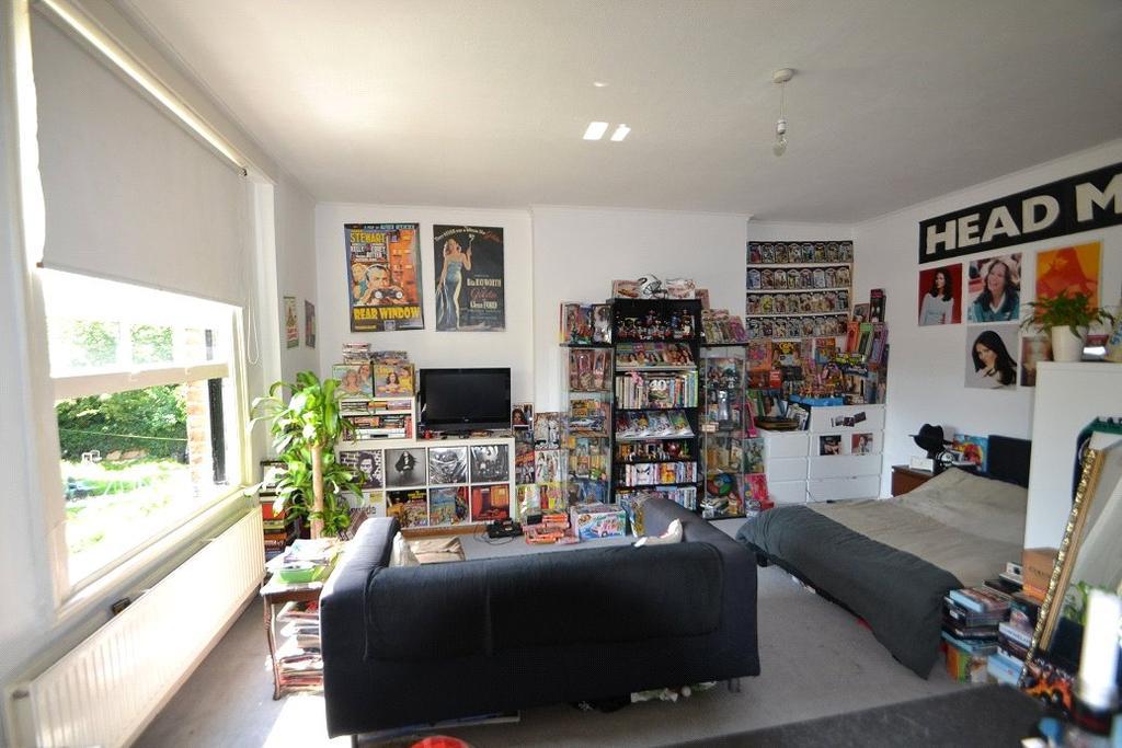Studio Flat for sale in Camden Road, Caledonia, London, N7