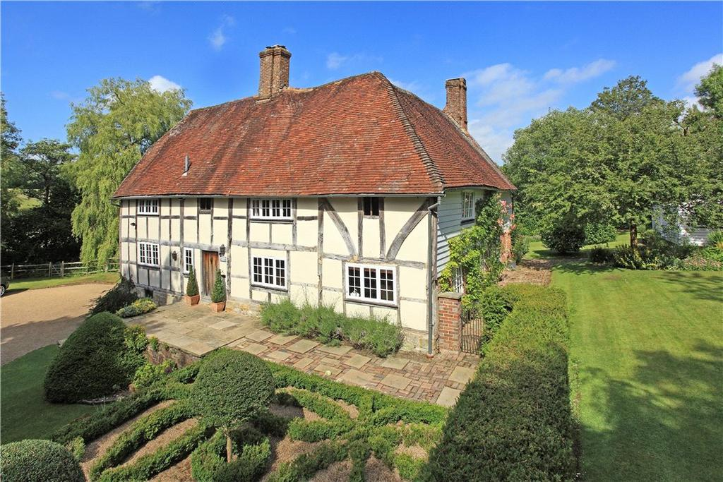 5 Bedrooms Detached House for sale in Hastingford Lane, Hadlow Down, Uckfield, East Sussex, TN22