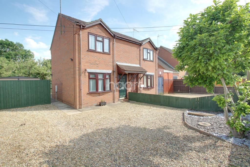 2 Bedrooms Semi Detached House for sale in Smeeth Road, Marshland St James