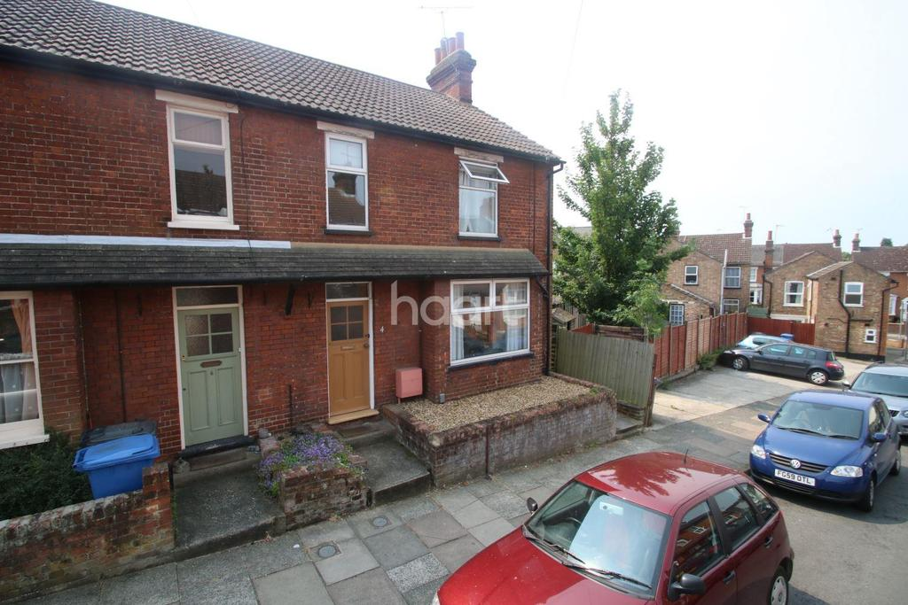 3 Bedrooms End Of Terrace House for sale in Woodville Road, Ipswich