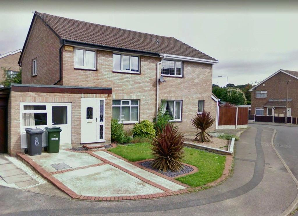 4 Bedrooms Semi Detached House for sale in Stockdale Close, Arnold, Nottingham, NG5