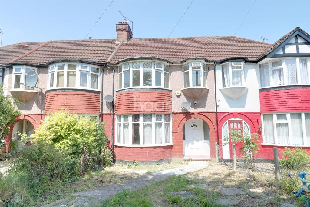 3 Bedrooms Terraced House for sale in Colin Crescent, London NW9