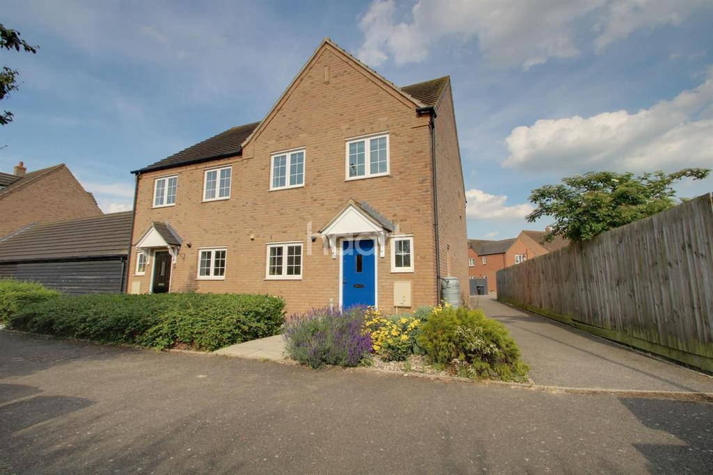 3 Bedrooms End Of Terrace House for sale in Rye Close, Littleport