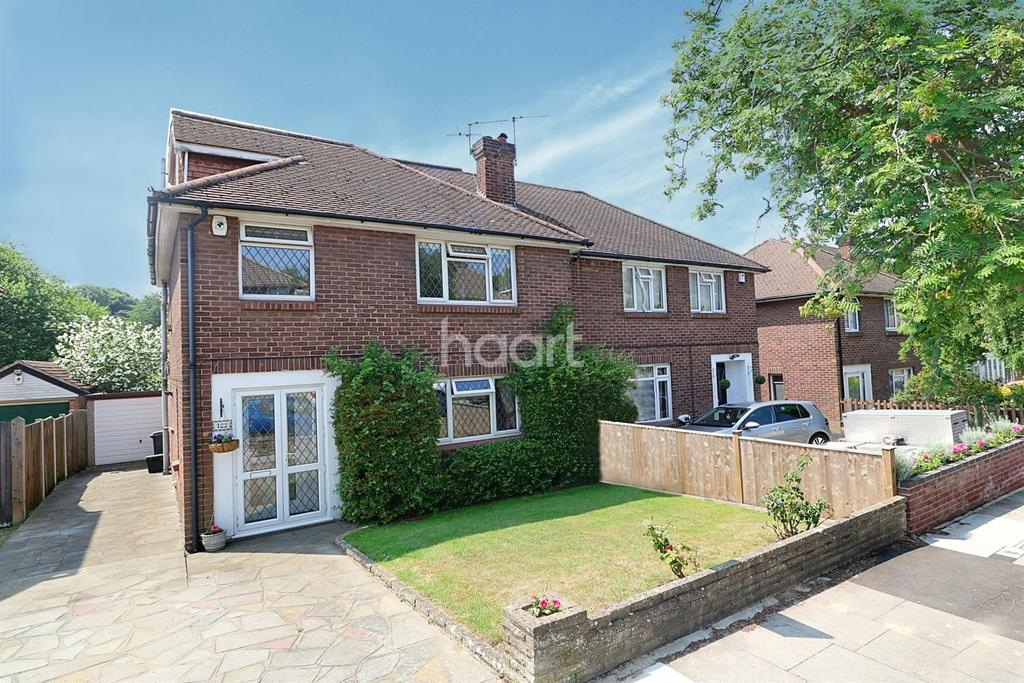4 Bedrooms Semi Detached House for sale in Cloonmore Avenue, Orpington