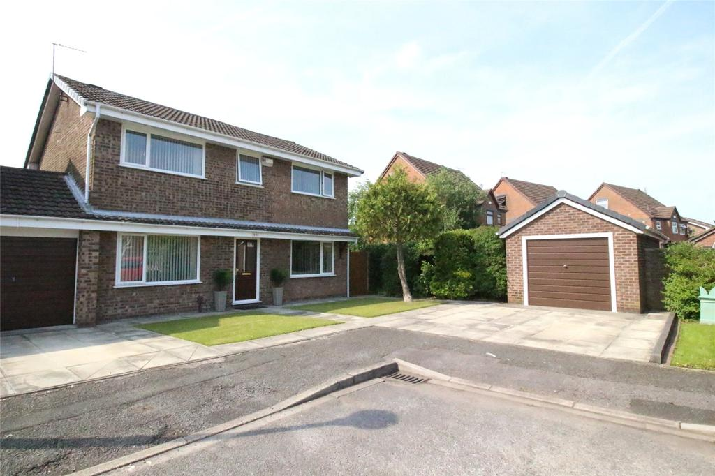 4 Bedrooms Detached House for sale in Carnforth Close, Liverpool, Merseyside, L12