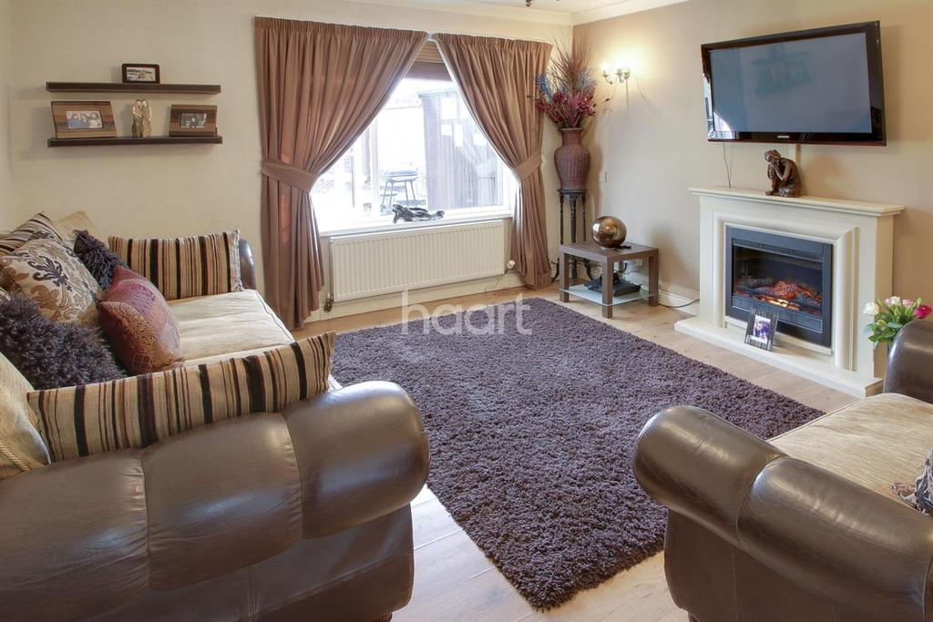 3 Bedrooms End Of Terrace House for sale in Henray Avenue, Leicester
