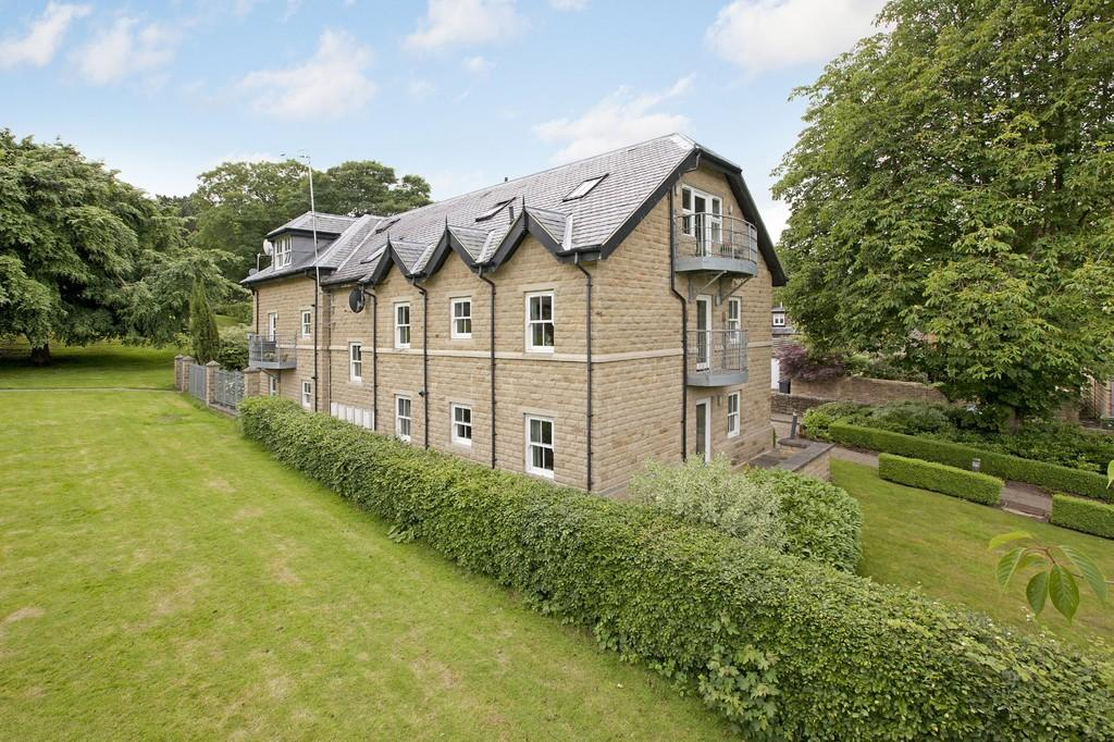 2 Bedrooms Apartment Flat for sale in Back Parish Ghyll Road, Ilkley