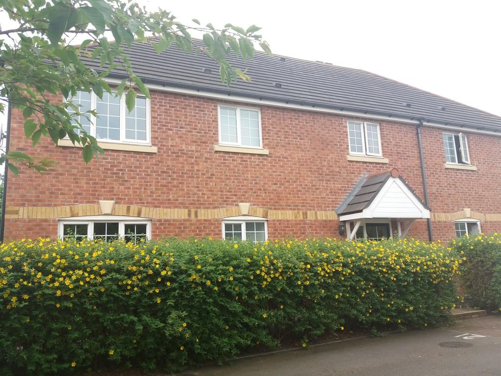 2 Bedrooms Apartment Flat for sale in Glovers Hill Court, Brereton
