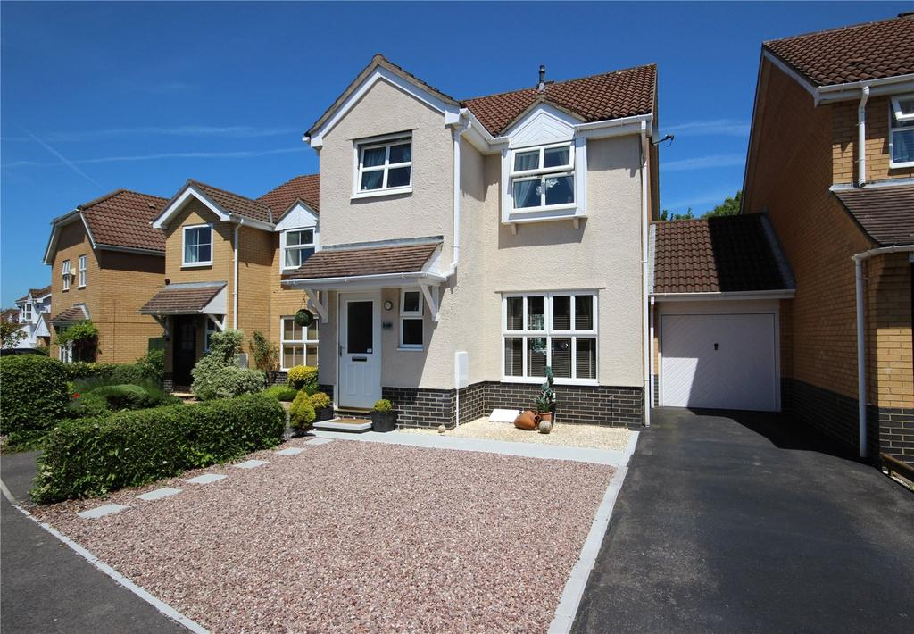 3 Bedrooms Link Detached House for sale in The Bluebells, Bradley Stoke, Bristol, BS32