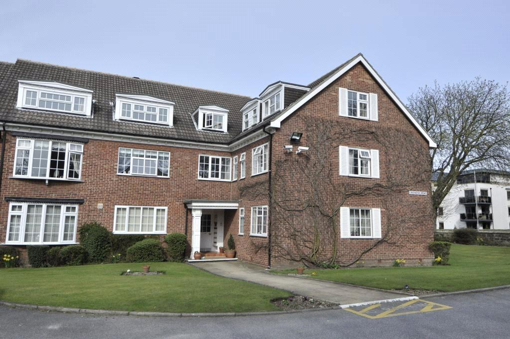 2 Bedrooms Apartment Flat for sale in Cavendish Mews, Moortown, Leeds, West Yorkshire
