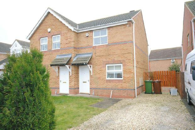 2 Bedrooms Semi Detached House for sale in Vincent Road, GRIMSBY