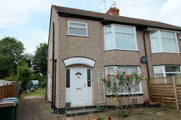 3 Bedrooms Semi Detached House for sale in Chestnut Tree Avenue, Tile Hill, Coventry