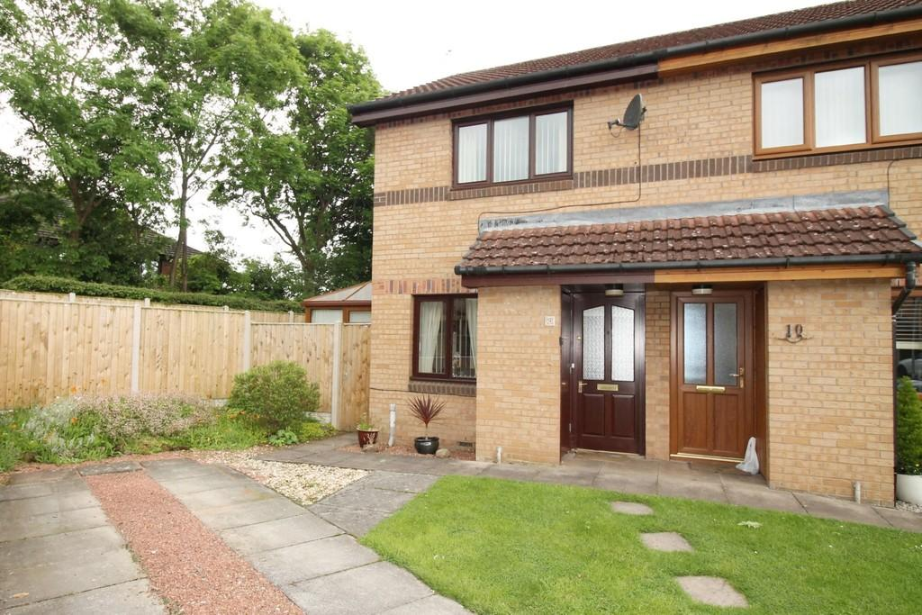 2 Bedrooms Semi Detached House for sale in Redwood Drive, Stanwix, Carlisle